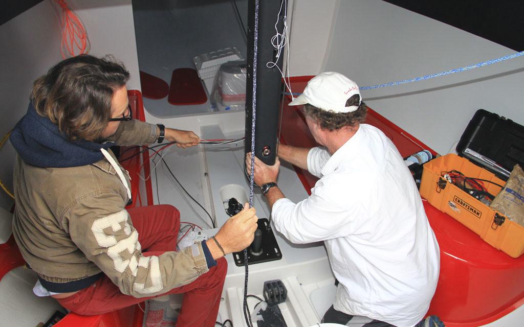 Farr-400-Mast-Step