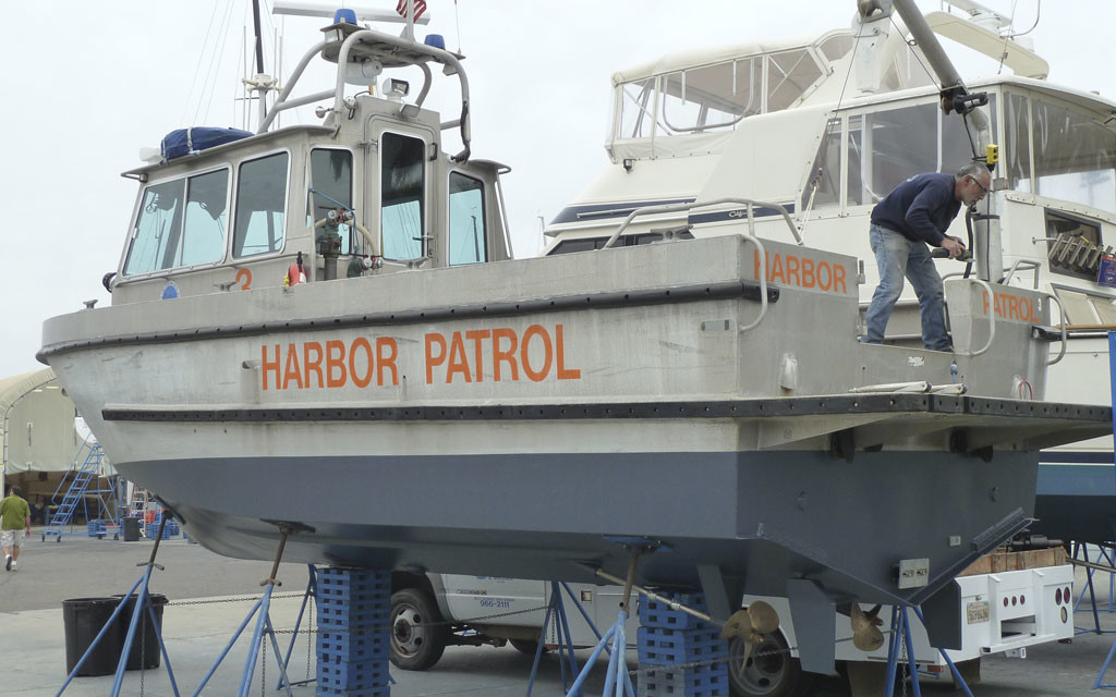 Harbor-Patrol-Boat-Santa-Barbara-CA