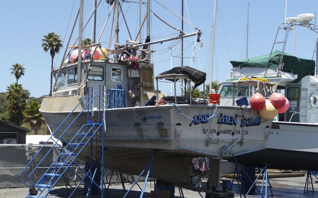 Metal-Boat-Repair-Santa-Barbara-CA