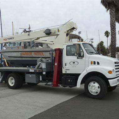 Truck Crane Service